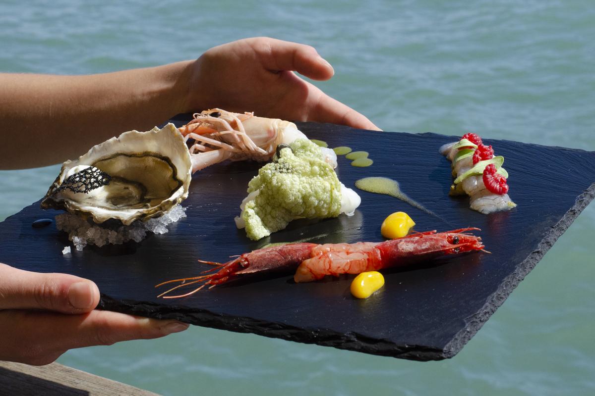 Ristorante Lineadombra Venezia - La Cucina