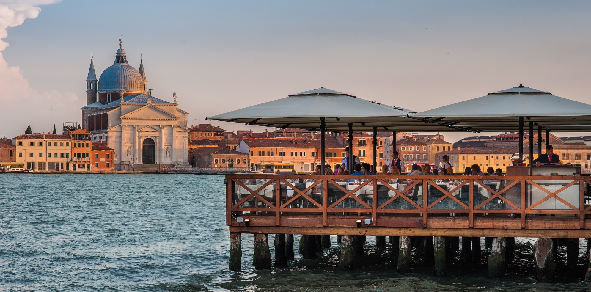 Ristorante Lineadombra Venezia - Gallery Terrazza
